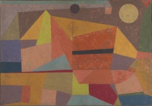 Heitere_Gebirgslandschaft_by_Paul_Klee_1929